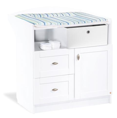 Vauvamaailma for Table a langer commode carrefour